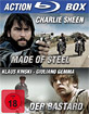 Made of Steel + Der Bastard (Doppelset) Blu-ray