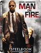 Man on Fire - Steelbook (Blu-ray + DVD) (UK Import ohne dt. Ton) Blu-ray
