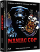 Maniac Cop (Limited Mediabook Edition) (Cover A) (AT Import) Blu-ray