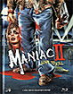 Maniac II - Love to Kill (Limited Mediabook Edition) (Cover A) Blu-ray