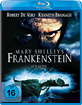 Mary Shelley's Frankenstein Blu-ray