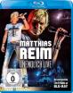 Matthias Reim - Unendlich (Live) Blu-ray