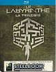 Le Labyrinthe : La Trilogie - Limited Edition Steelbook (FR Import)