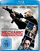 Mechanic: Resurrection Blu-ray