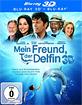 Mein Freund, der Delfin 3D (Blu-ray 3D + Blu-ray) Inkl. Schuber