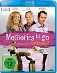 Memories to go (Neuauflage) Blu-ray