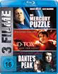 Das Mercury Puzzle + D-Tox + Dante's Peak (3 Film Set) Blu-ray