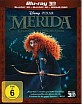Merida - Legende der Highlands 3D (Blu-ray 3D + Blu-ray + Bonus-Disc) Blu-ray