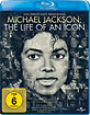 Michael Jackson: The Life of an Icon Blu-ray