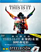 Michael Jackson - This is it (Limited Edition Steelbook) (TW Import ohne dt. Ton) Blu-ray