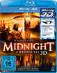 Midnight Chronicles 3D (Blu-ray 3D) Blu-ray