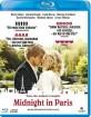 Midnatt i Paris (SE Import ohne dt. Ton) Blu-ray
