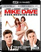 Mike and Dave Need Wedding Dates 4K (4K UHD + Blu-ray + UV Copy) (US Import) Blu-ray