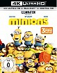 Minions (2015) 4K (4K UHD + Blu-ray + UV Copy)