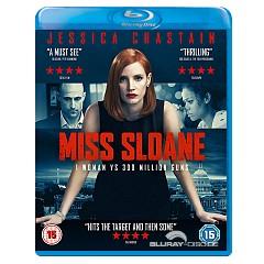 Miss Sloane// Import anglais Blu-ray