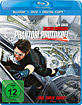 Mission: Impossible - Phantom Protokoll (Blu-ray + DVD + Digital Copy)
