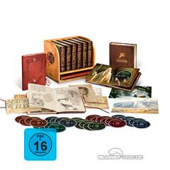 Mittelerde Karte 4k.Mittelerde Collection Ultimate Collector S Edition Blu Ray