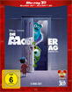 Die Monster AG 3D (Blu-ray 3D + Blu-ray)
