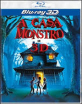 A Casa Monstro 3D (BR Import ohne dt. Ton) Blu-ray