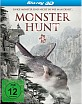 Monster Hunt 3D (Blu-ray 3D) Blu-ray