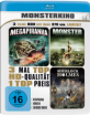 Monsterkino Collection (Iron Case) Blu-ray