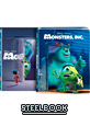 Monsters, Inc. 3D - KimchiDVD Exclusive Limited Lenticular Edition Steelbook (Blu-ray 3D + Blu-ray) (KR Import ohne dt. Ton)
