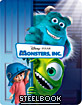 Monsters, Inc. 3D - Zavvi Exclusive Limited Edition Steelbook (Blu-ray 3D) (The Pixar Collection #6) (UK Import ohne dt. Ton)