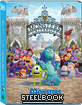 Monsters University 3D - KimchiDVD Exclusive Limited Mike Edition Steelbook (Blu-ray 3D + Blu-ray) (KR Import ohne dt. Ton)