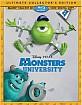 Monsters University 3D (Blu-ray 3D + Blu-ray + DVD + Digital Copy + UV Copy) (US Import ohne dt. Ton) Blu-ray
