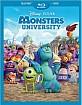Monsters University (Blu-ray + Bonus Blu-ray + DVD) (US Import ohne dt. Ton) Blu-ray