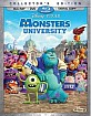Monsters University - Collector's Edition (Blu-ray + DVD + Digital Copy + UV Copy) (US Import ohne dt. Ton) Blu-ray