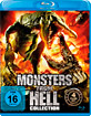 Monsters from Hell Collection Blu-ray