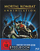 Mortal Kombat - Annihilation (Limited Steelbook Edition) Blu-ray