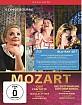 Mozart: Cosi Fan Tutte (Hytner) + Die Entführung aus dem Serail (Roussillon) + Le Nozze di Figaro (Grandage) (3-Opern Set) Blu-ray