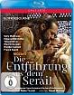 Mozart - Die Entführung aus dem Serail (Roussillon) Blu-ray