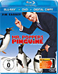 Mr. Poppers Pinguine (Blu-ray + DVD + Digital Copy)