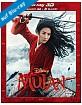 Mulan (2020) 3D (Blu-ray 3D + Blu-ray) Blu-ray