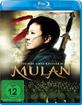 Mulan - Legende einer Kriegerin Blu-ray