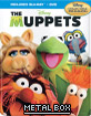 The Muppets (2011) (Blu-ray + DVD) - Metal Box (US Import ohne dt. Ton)