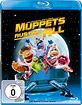 Muppets aus dem All Blu-ray