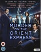 Murder on the Orient Express (2017) 4K (4K UHD + Blu-ray + UV Copy) (UK Import) Blu-ray