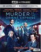 Murder on the Orient Express (2017) 4K (4K UHD + Blu-ray + UV Copy) (US Import) Blu-ray
