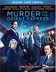 Murder on the Orient Express (2017) (Blu-ray + DVD + UV Copy) (US Import ohne dt. Ton) Blu-ray