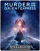 Murder on the Orient Express (2017) - Zavvi Exclusive Steelbook (Blu-ray + UV Copy) (UK Import) Blu-ray