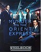 Murder on the Orient Express (2017) 4K - Filmarena Exclusive #94 Limited Fullslip XL Lenticular Magnet Steelbook (4K UHD + Blu-ray) (CZ Import) Blu-ray