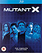 Mutant X - The Complete Collection (UK Import ohne dt. Ton) Blu-ray