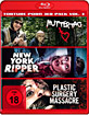 Muttertag (1980) + New York Ripper + Plastic Surgery Massacre (Torture Porn 3er Pack - Vol. 3) (Neuauflage) Blu-ray