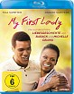 My First Lady Blu-ray