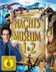Nachts im Museum 1+2 (Doppelset) Blu-ray