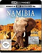 Namibia - The Spirit of Wilderness 4K (4K UHD) Blu-ray
